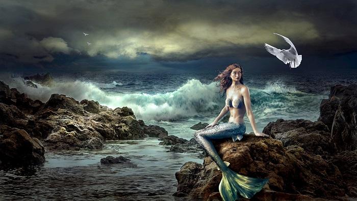 Thông điệp bí ẩn từ giấc mơ thấy nàng tiên cá